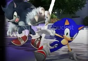 Sonic Unleashed Pictures, Images and Photos
