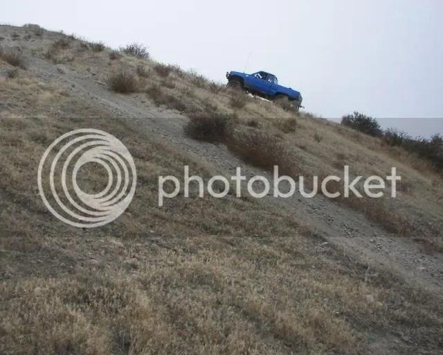 Photos: The Slab AKA Ranksville ORV Rules Sign Placement Run 142