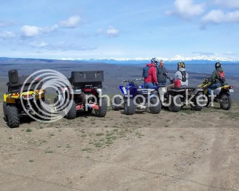 Photos: EWOR Wenas Wildlife Area Quad/Bike Run 8