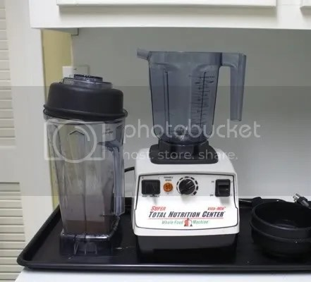 short vitamix pitcher
