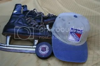 My sole hockey cap