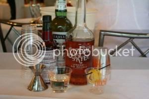 Sazerac Cocktail Ingredients