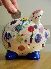 Piggy Bank by jpre86