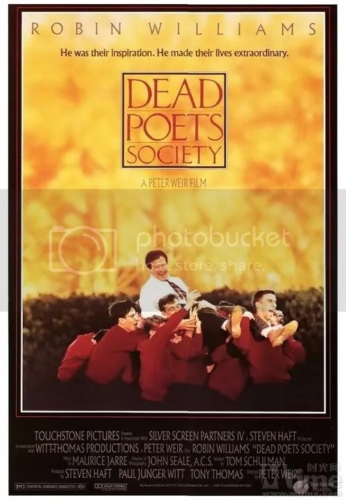 Dead Poets Society 1989 Review Views From The Sofa