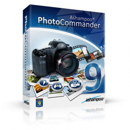 Ashampoo Photo Commander 9.4.3.10738