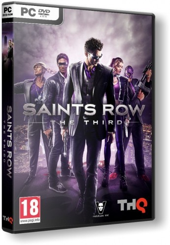 da3009376dc3dd00b0e2701b28693c26 - Saints Row: The Third (2011/MULTI2/RePack by AGB)