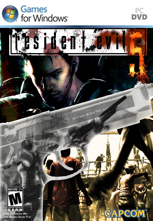 Resident Evil 5 (2009) PL.RELOADED