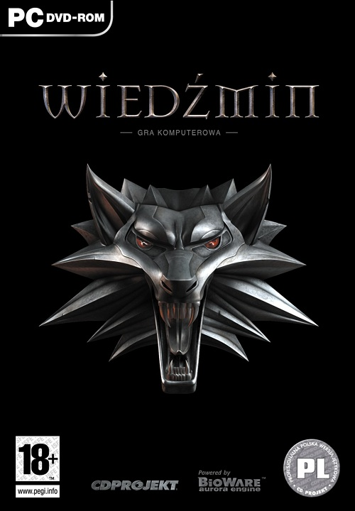 The Witcher / The Witcher (2007/Multi3/PL/Repack) pela Mecânica RG [5,07 GB] IDIOMA POLONÊS!
