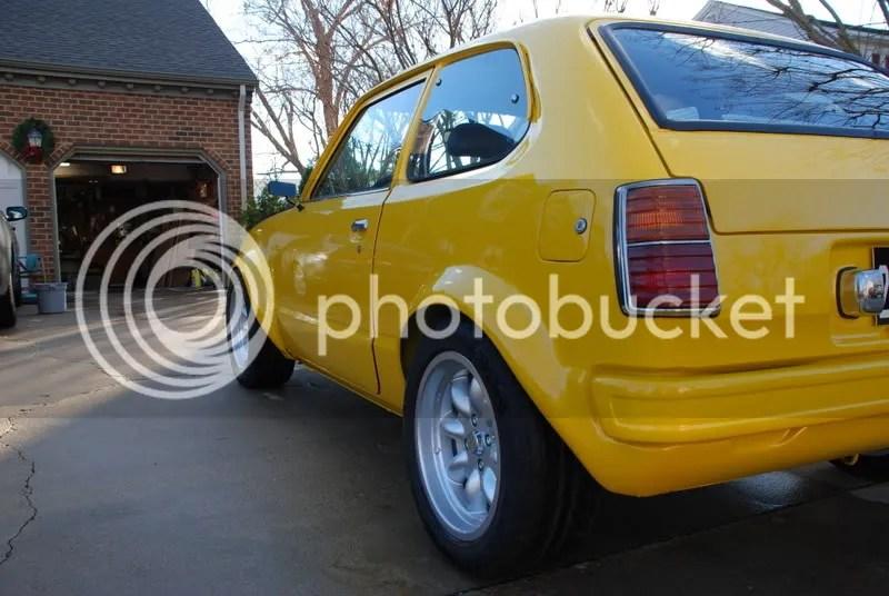 79 Honda Prelude Interior