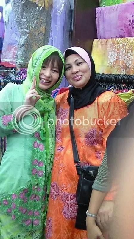 with mak cik