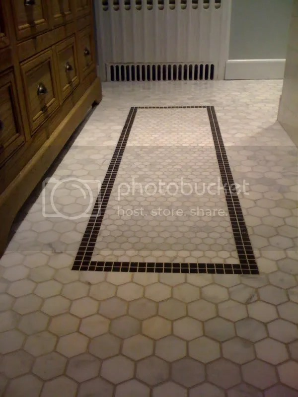 thoughts on tile for bathroom