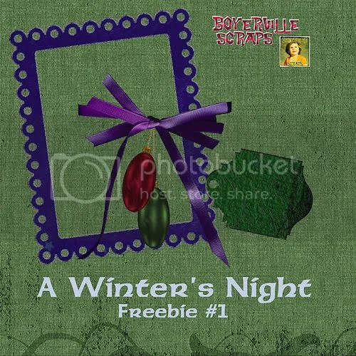 WintersNight Freebie 1