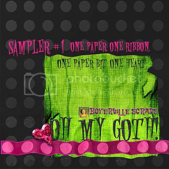 Freebie oh my goth