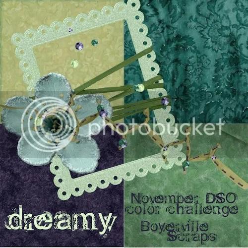 FREEBIE dreamy