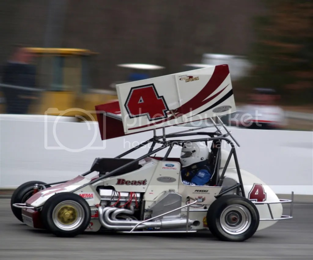 photo from the lap before sunday's accident