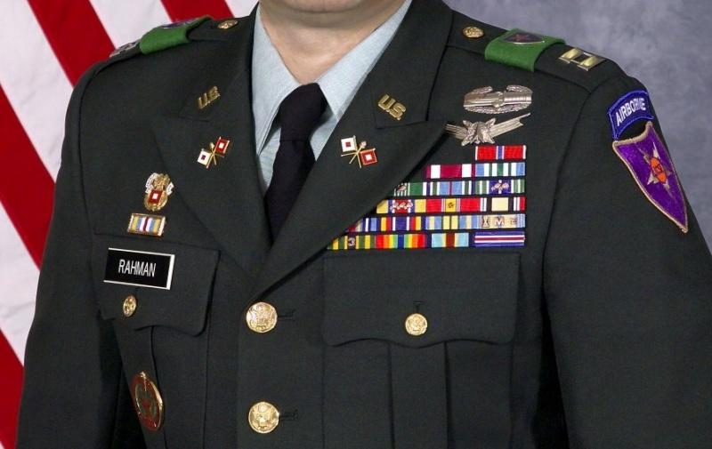 Us Army Uniform Ribbon Placement