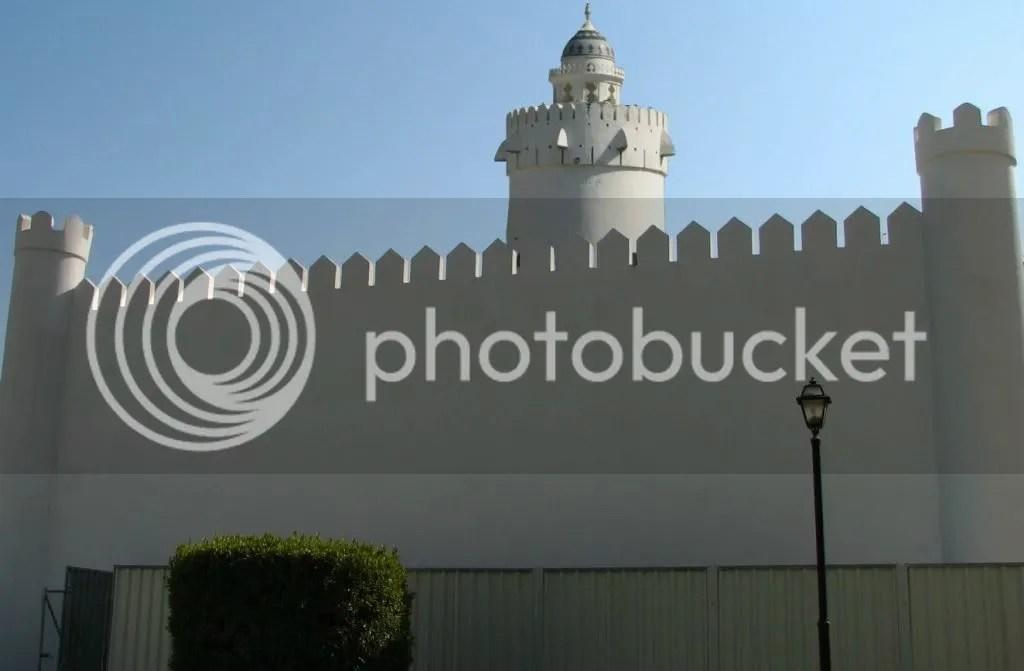 Fortul Al Hosn, cea mai veche cladire din Abu Dhabi