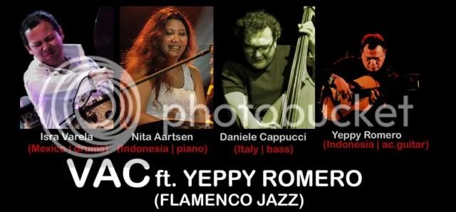 vac trio, yeppy romero, nita aartsen, jazzuality, israel varela, daniele cappucci
