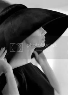 Victoire In Hat by Jerry Schatzberg
