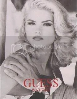 Anna Nicole Smith (Guess?)