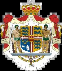 Coat Of Arms Danish Royal Family