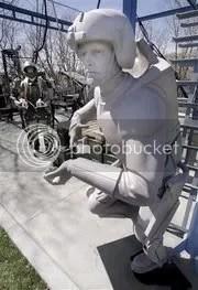 The Exoskeleten Robotic Soldier