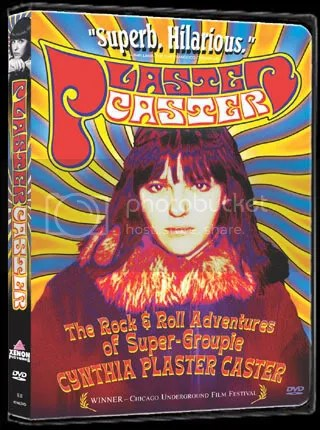 documentary of cynthia plaster caster(!)