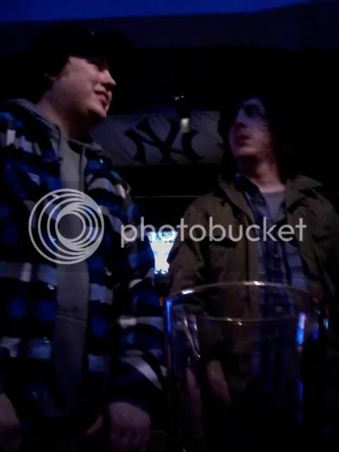 Cavan and Zach