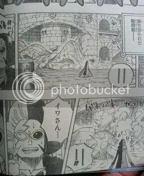One Piece 545 spoiler