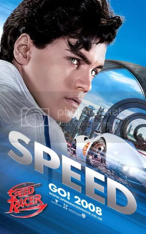 Speed from Speed Racer