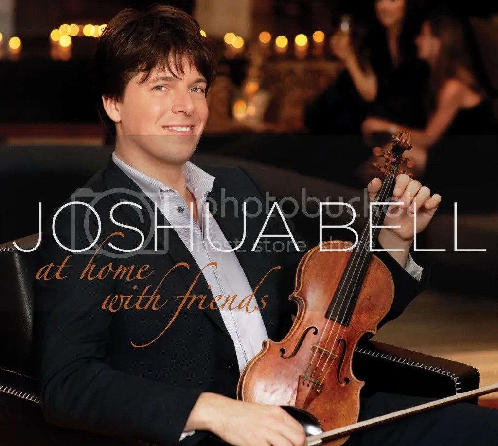 joshua bell at home with friends violin music for Thanksgiving