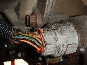 Leaking Tranny Fluid From Wiring Harness Plug What is it?!  Chevy and GMC Duramax Diesel Forum
