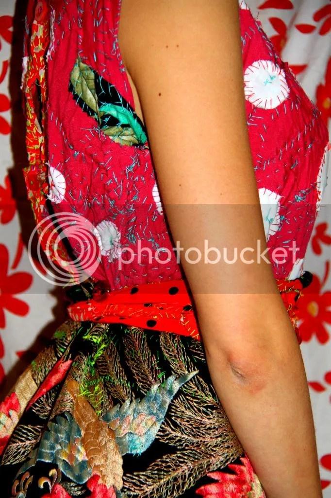 """Muy Marcottage """"Mottainai"""" kimono tailleur embroidery 02"""