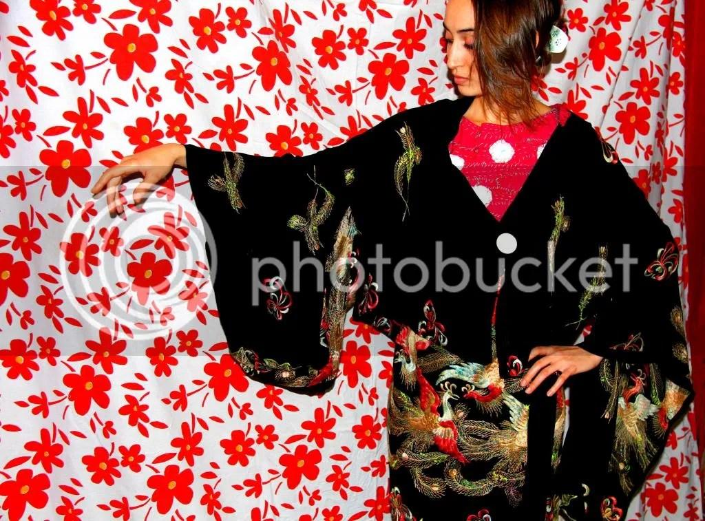 """Muy Marcottage """"Mottainai"""" kimono tailleur 05"""