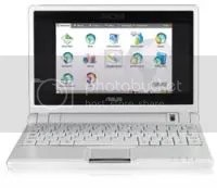Asus EEPC con Ubuntu Eee 8.04