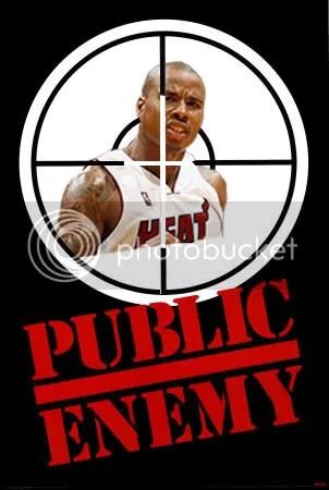 Quentin Richardson: Public Enemy #1.