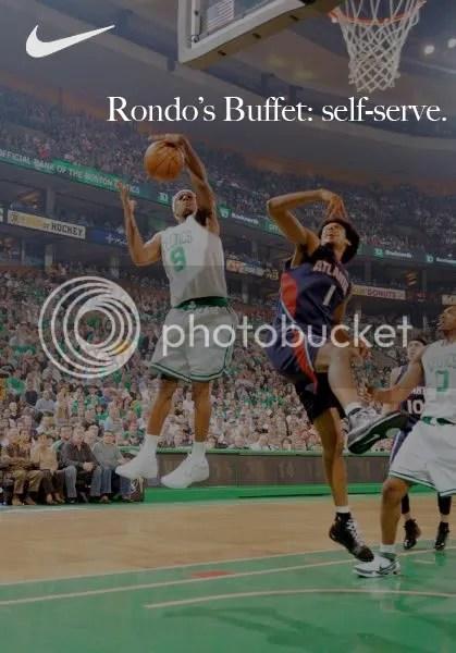 Rondo Buffet.