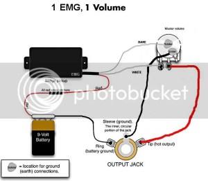 EMG81 Wiring Help  Ultimate Guitar