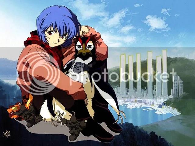 Pen2 you lucky dog... err penguin.