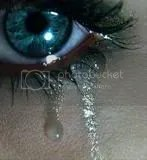 tears in eye photo: Tears BlueEye-Tear.jpg