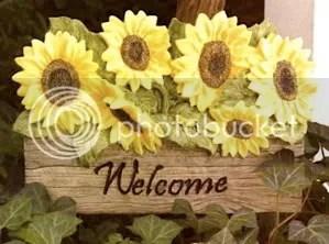 Writing welcome