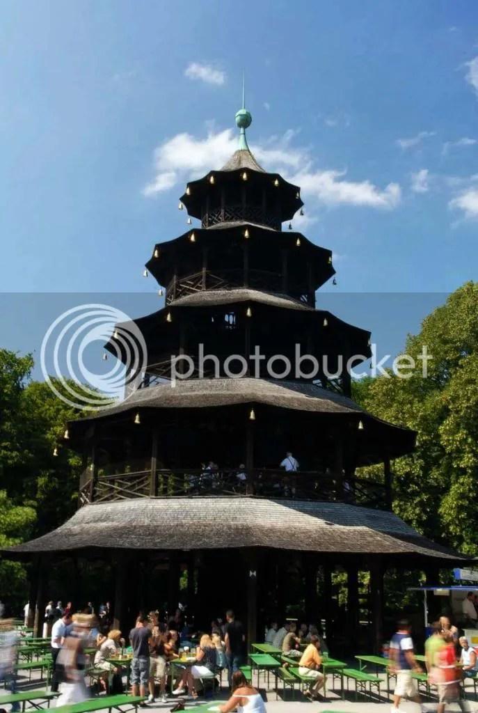 Chinesischer Turm in München, Wikivoyage