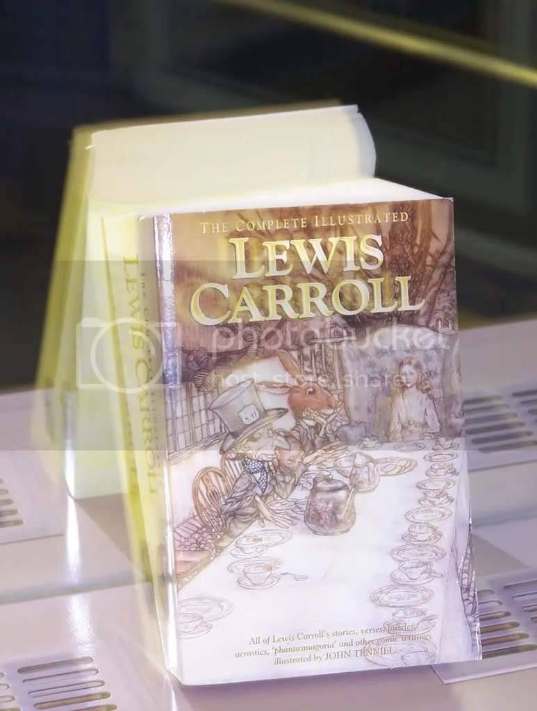 The Complete Illustrated Lewis Carroll, Wordsworth 1998