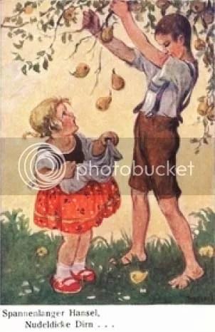 Franziska Schenkel, Spannenlanger Hansel, nudeldicke Dirn, Kunstverlag Georg Michel, Nürnberg