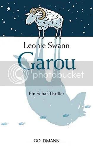 Cover Leonie Swann, Garou, Goldmann 2010