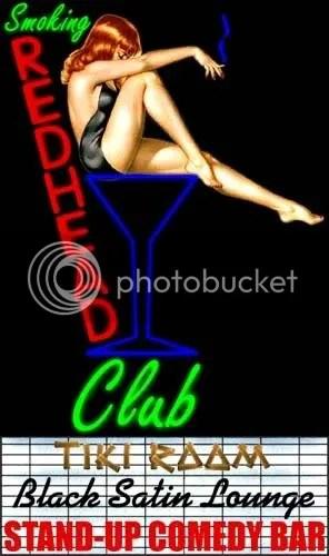 Smoking Redhead Club