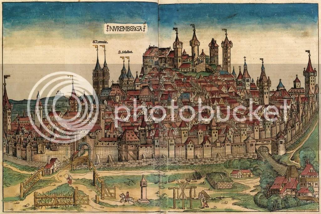 Schedelsche Weltchronik, Nvremberga, 1493
