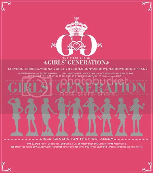 SNSD - Girls' Generation