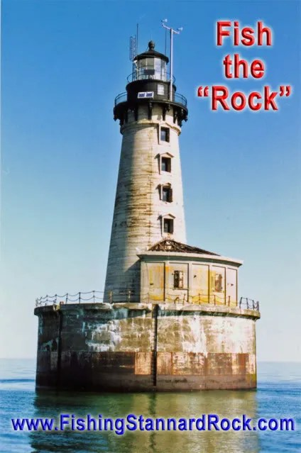 LightHouseFishtheRock Stannard Rock Learning Center