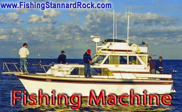 fishing machine Fishing Machine